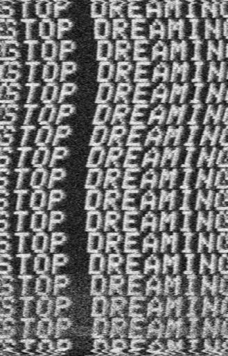 stop-dreaming